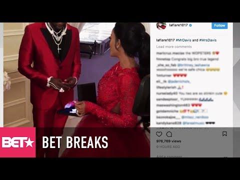 Gucci Mane's Extravagant IG Gift Exchange - BET Breaks
