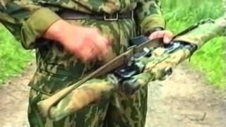 Смотреть онлайн Самая лучшая российская снайперская винтовка