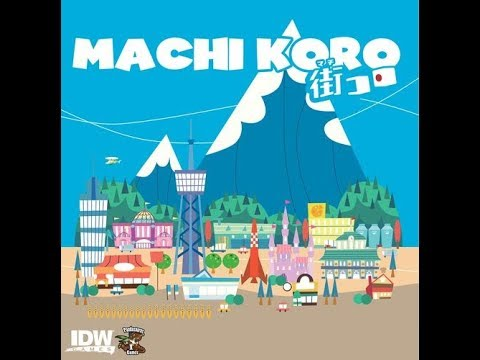 Machi Koro - A 5 Minute Review