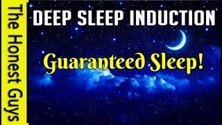 DEEP SLEEP INDUCTION. Guided Sleep Talkdown with Delta-Wave Isochronic Tones & Binaural Beats