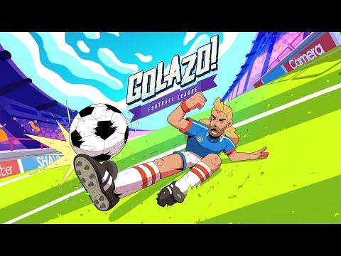 GOLAZO! - Nintendo Switch Trailer thumbnail
