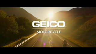Geico Motorcycle - Build Me Up Buttercup