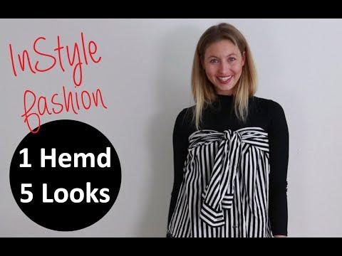 Styleguide: 5 Varianten, ein Hemd zu tragen