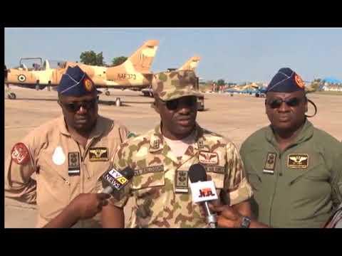 NTA Hausa: Labarai 11/8/2017