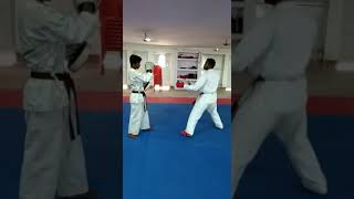 Asansol karate home point society(2)