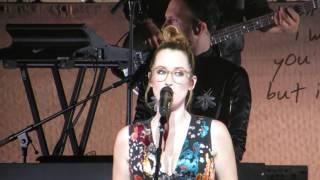 Ingrid Michaelson    Light Me Up   LIVE     Full Song    Detroit   Fillmore    10 8 16