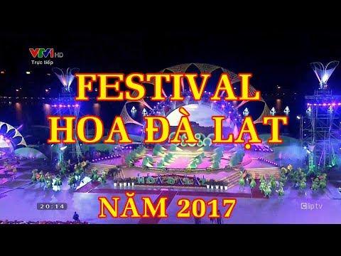 Festival Hoa Đà Lạt 2017
