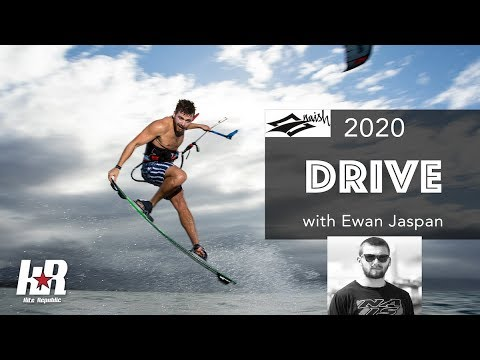 2020 Naish Drive Kiteboard with Ewan Jaspan