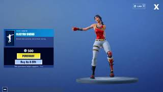 accidentally bought the soccer skin