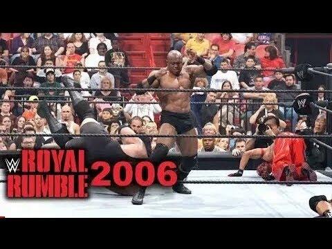 Download WWE Royal Rumble 2006 Highlights HD - WWE Royal Rumble 30 Man Match 2006 Highlights HD HD Mp4 3GP Video and MP3