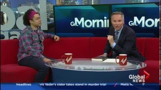 Micah White interviewed by Scott Fee on  Global News Calgary - Video Youtube