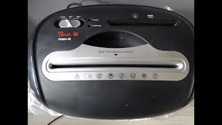 Niszczarka PEACH PS500-40