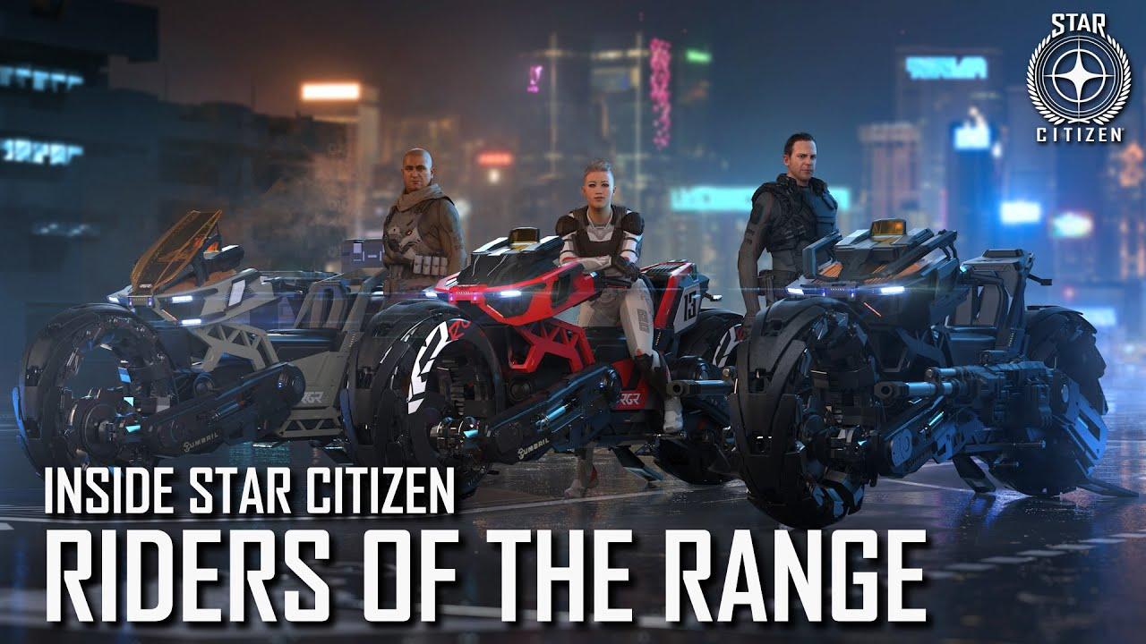 Inside Star Citizen: Riders of the Range   3.5 Ep. 3