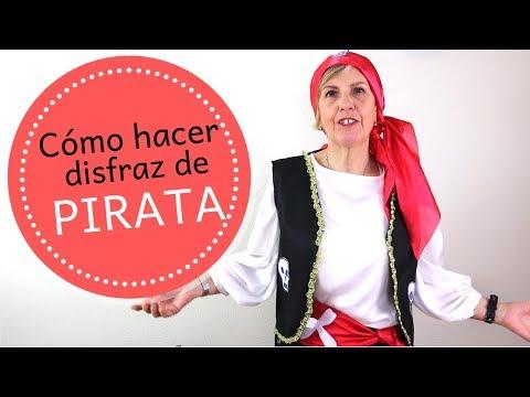 Cómo hacer un Disfraz de pirata