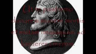 """Catullus 101 - """"Frater, Ave atque Vale"""""""