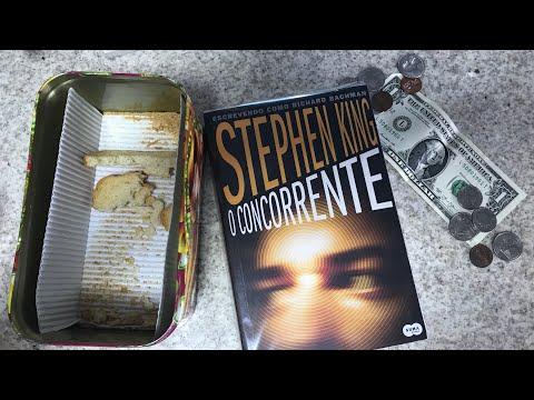 Quem será o vencedor em o Concorrente de Richard Bachman (Stephen King)?