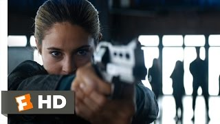 Divergent (9/12) Movie CLIP - Tris' Final Test (2014) HD