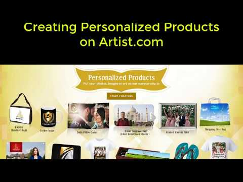 CREATE STUNNING PERSONALIZED PRODUCTS WITHIN 2 MINUTES