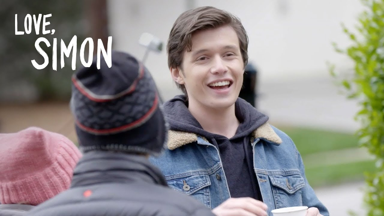 Casting Nick Robinson as Simon