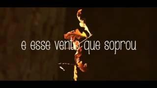 Folhas De Outono - Felipe Valente (lyric Video)