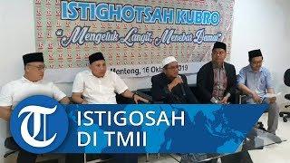 Jelang Pelantikan Presiden-Wapres, 2000 Orang Menggelar Istigosah di TMII