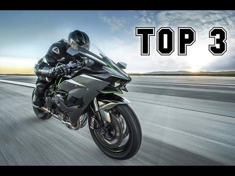 Conheça as motos mais rápidas do mundo!
