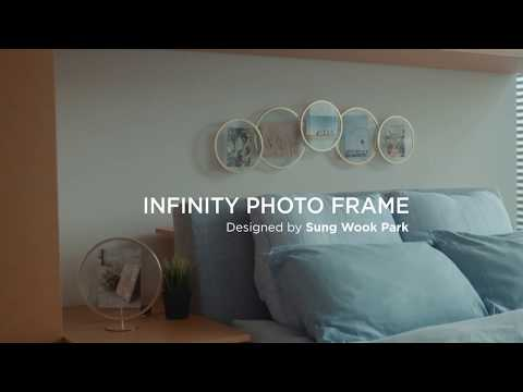 Infinity picture frame from Umbra