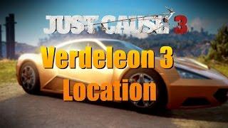 JC3 | Verdeleon 3 Location