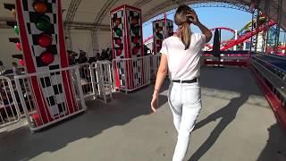 Rollercoaster F1 Formuła 100km/h - Energylandia. FullHD