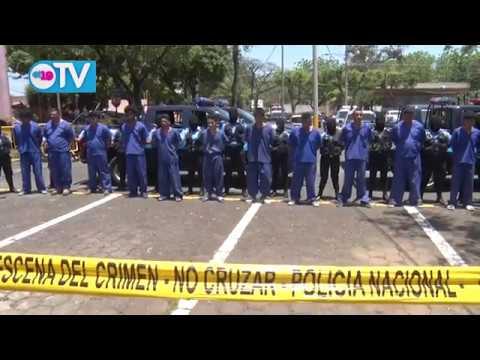 Policía Nacional capturó a 73 sujetos en una semana por cometer delitos de peligrosidad