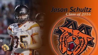 Jason Schultz - Kicker - Class of 2016 - Minster, Ohio