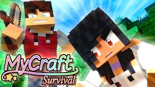 Kids Moving Out! | MyCraft Family Minecraft Survival [Ep.8]