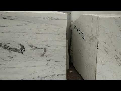Volkas White Marble