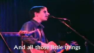 TOAD THE WET SPROCKET   WALK ON THE OCEAN Acoustic,Lyrics