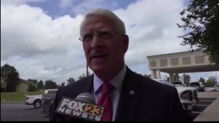 U.S. Senator Roger Wicker says 'Comey needed to go a long time ago'