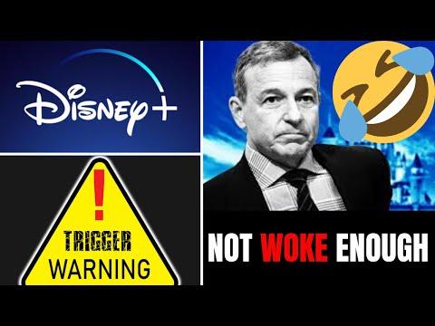 Disney Plus Adds Woke Trigger Warning To Classic Films, Not Enough For SJWs! видео