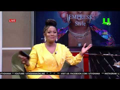 UNITED SHOWBIZ WITH EMPRESS NANA AMA MCBROWN  08/05/2021