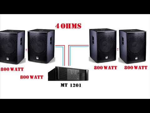NX AUDIO Proton MT Series Speaker Match || Amplifier and Speaker