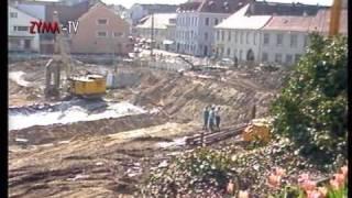preview picture of video 'Stadthallenbau in Rastatt'