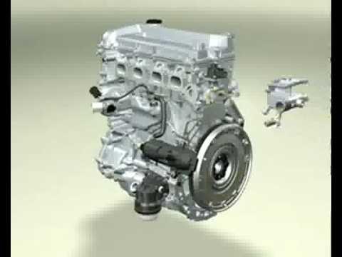 Ansamblare motor