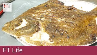 How to barbecue turbot