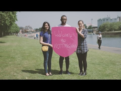 Nottingham Trent University video