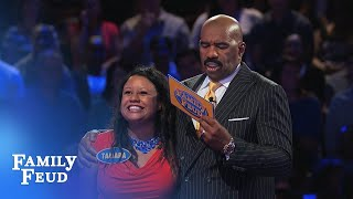 Amazing Fast Money! | Family Feud