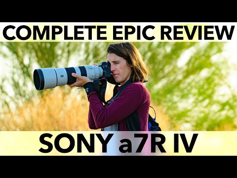 External Review Video _t-Brh1VGHQ for Sony A7RIV (A7R4, ILCE-7RM4) Full-Frame Mirrorless Camera