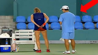 30 FUNNY MOMENTS WITH BALL BOYS AND GIRLS IN SPORTS!