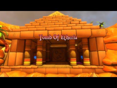 Dungeon Defenders - Tomb of Etheria