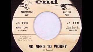 BOBBY WHITE & CHORUS - OUR LAST GOODBYE - END 1097 - 1961