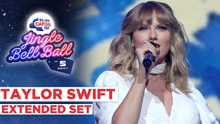 Taylor Swift - Extended Set (Live at Capital's Jingle Bell Ball 2019) | Capital