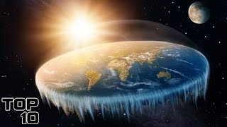 Top 10 Scary Flat Earth Myths Debunked