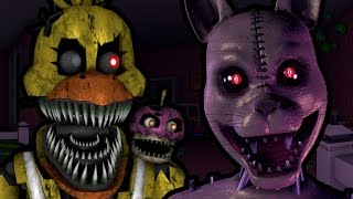 NIGHTMARE CHICA PLAYS: Five Nights at Candy's 3 (Night 3) || YOUR TIME IN THE DARKNESS WILL BE SHORT